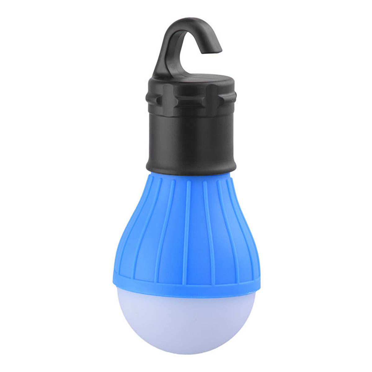 Portable Emergency Camping Light Battery Operated Tent Lights Waterproof Bulb For Hiking Fishing Outdoor
